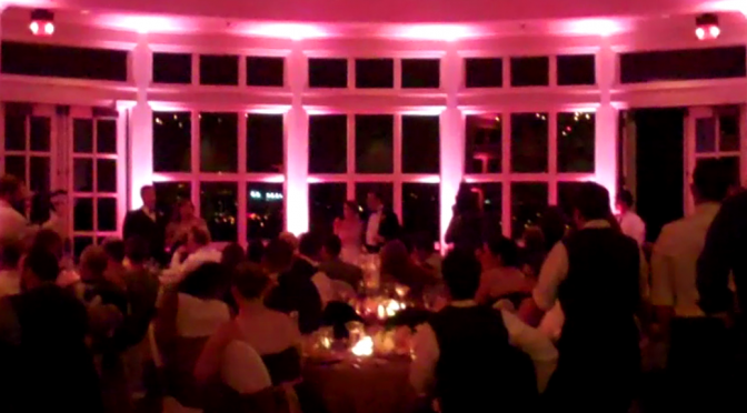 Summit House Wedding DJ [VIDEO] Fullerton